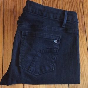 EUC Black Joe's Jeans Chelsea skinny style, 32